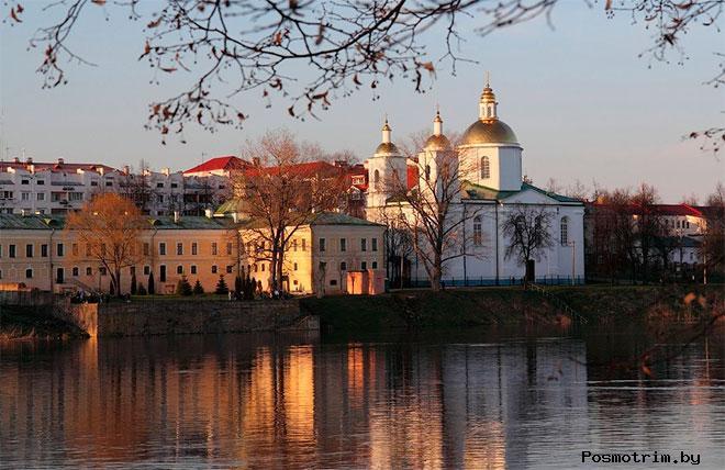 Богоявленский монастырь Полоцк