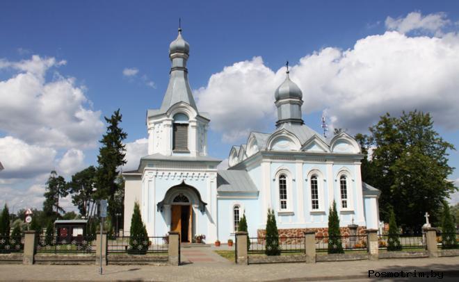 Церковь Святого Архангела Михаила в Щучине