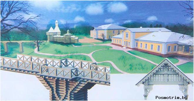 Покровская гора и кремль Брянска