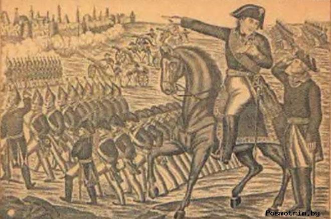 Михаил Кутузов в Русско-Турецкой войне