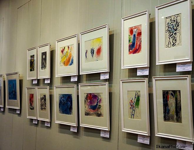 Музей Марка Шагала адрес режим работы стоимость посещения и где остановиться