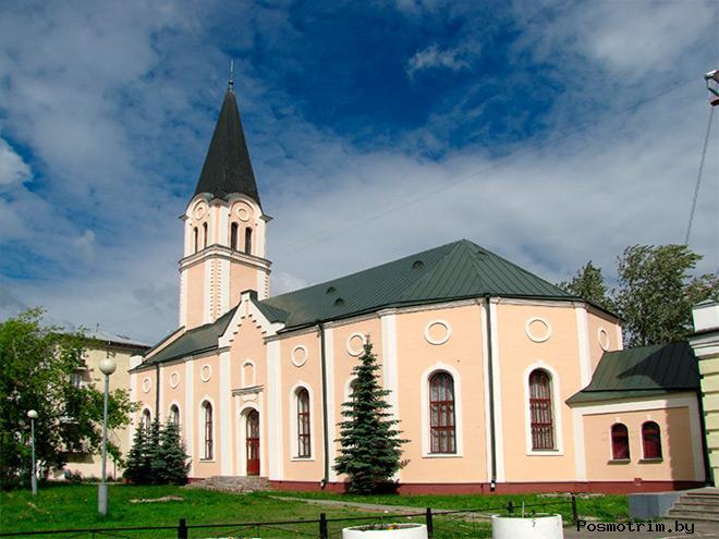 Кирха Архангельск