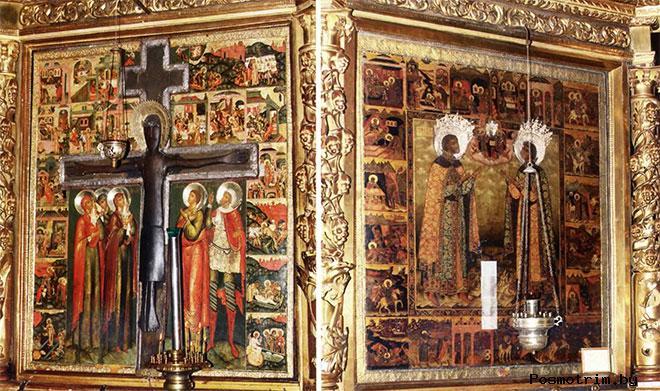 Иконы Воскресенского собора в Тутаеве