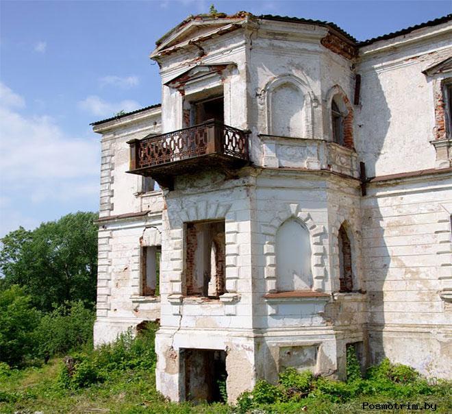 Усадьба Мокрицких Высокое Беларусь