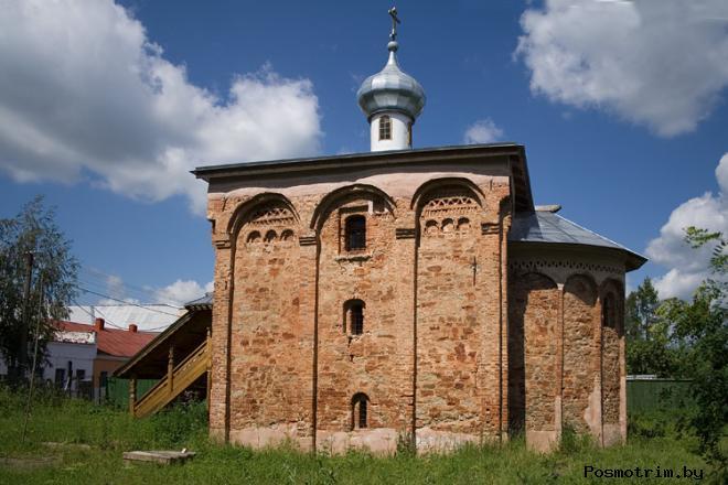Церковь Мины Мученика Старая Русса