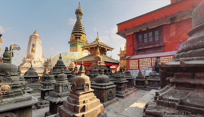 Долина Катманду Непал