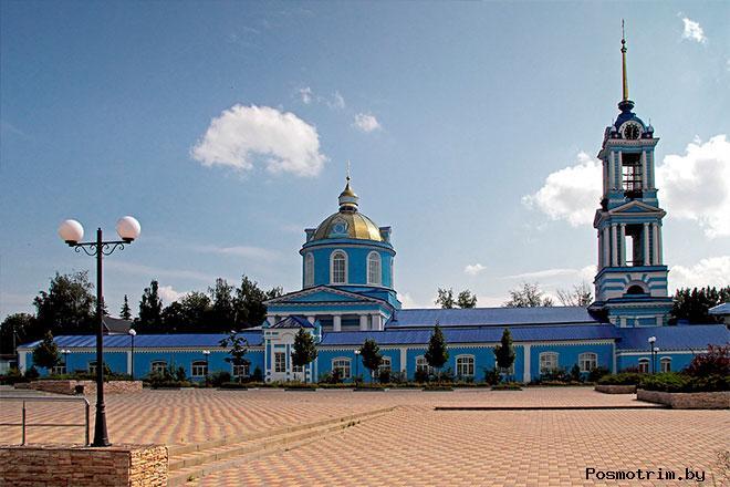 Успенский собор Задонск