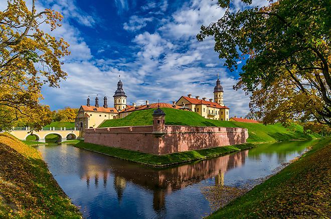 История Несвижского замка Радзивилов расположение на карте Беларуси как доехать режим работы