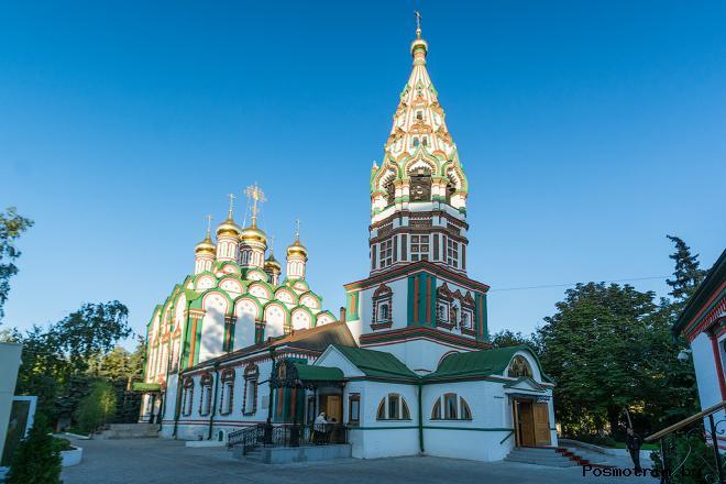 Храм Николая Чудотворца в Хамовниках расписание богослужений контакты как добраться расположение на карте