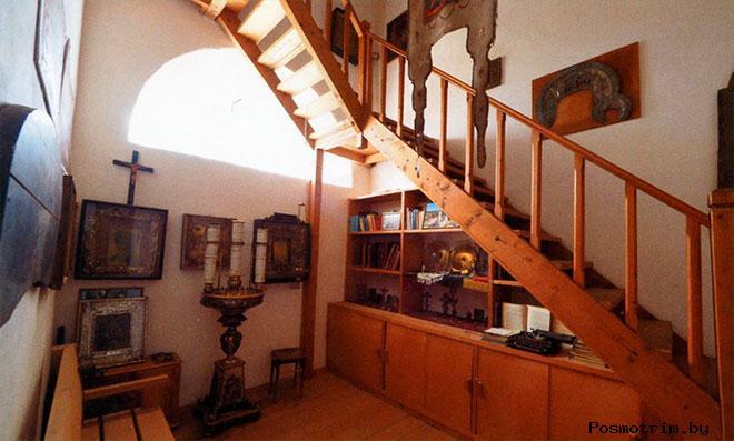 Музей на колокольне Благовещенского собора Боровска