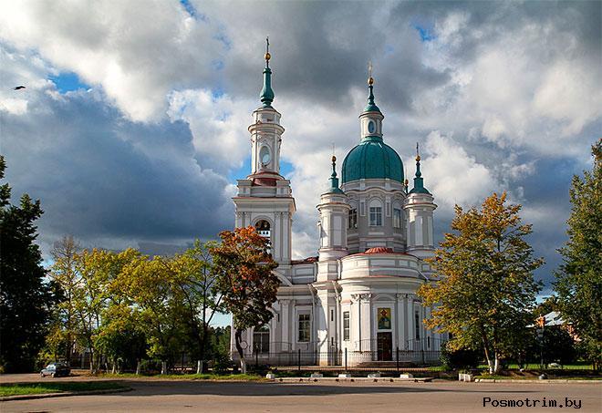 Екатерининский собор Кингисепп