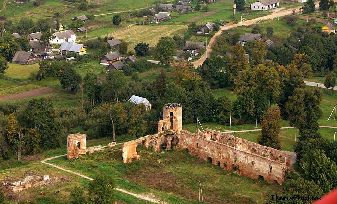 На 2015 год запланировано начать реконструкцию Гольшанского замка