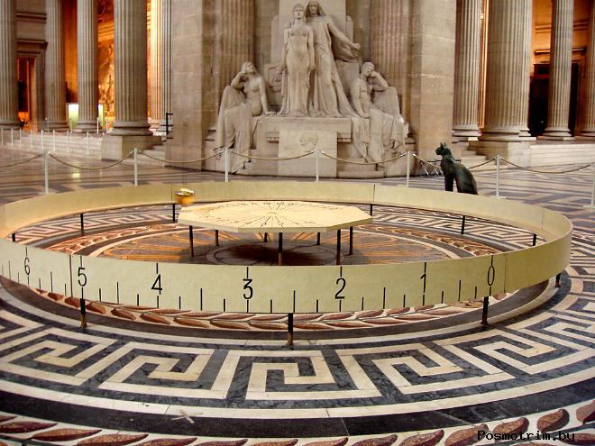 Достопримечательности Пантеона