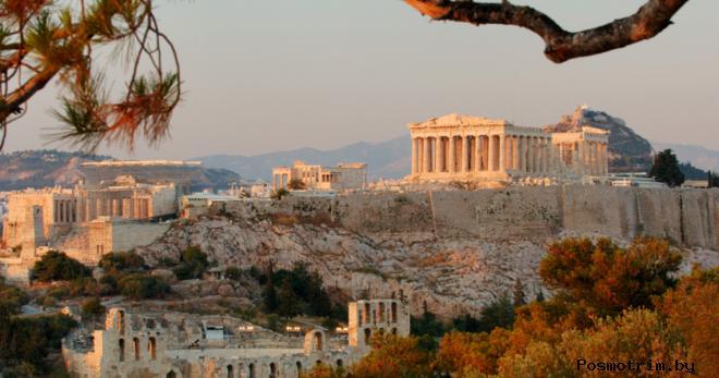 Исторический центр Афин