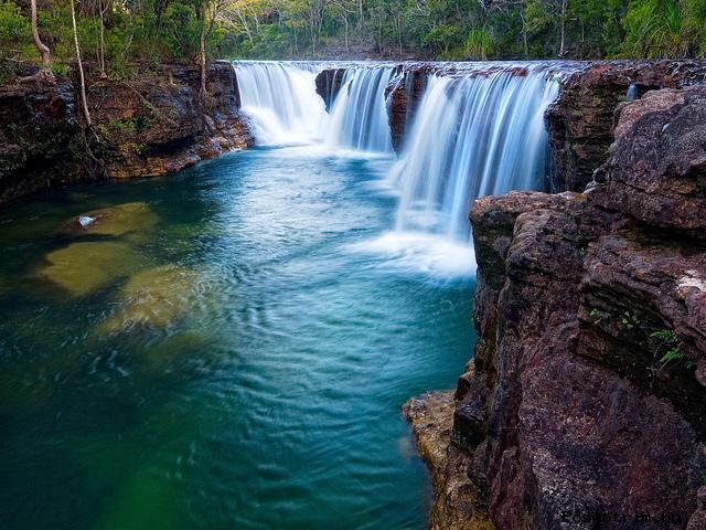 Топ 10 самых величественных водопадов мира