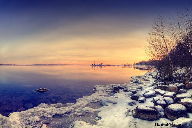 Минское море - заполнение водой, Никита Сергеевич Хрущёв рулит