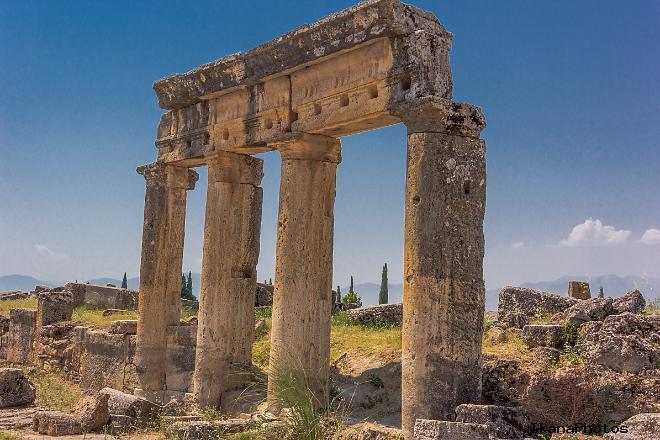 Иераполис (Хиераполис) Турция Памуккале
