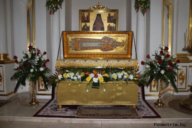 Мощи святителя Феофана