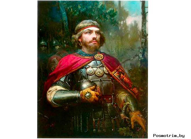 Князь Владимир Храбрый