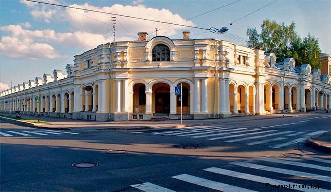 Гостиный двор Пушкин