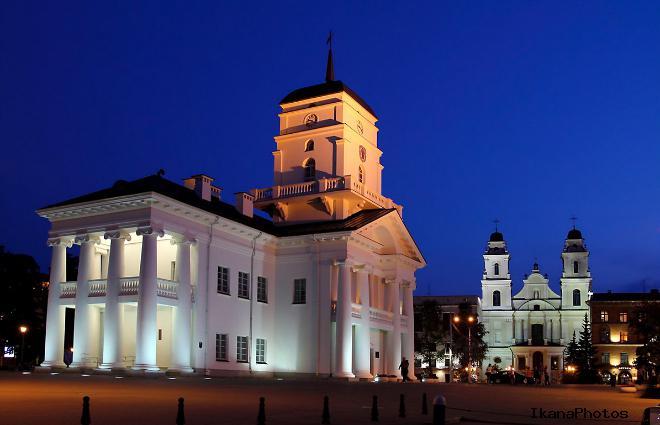 Призраки Минской ратуши Расположение ратуши на карте Минска, как добраться время работы стоимость посещения