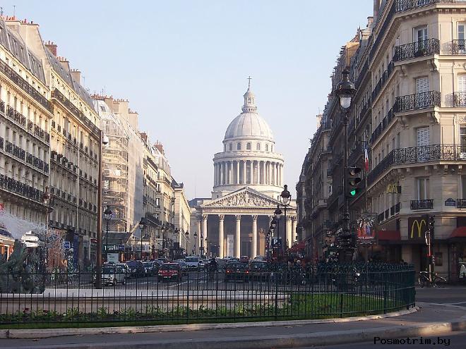 Латинский квартал в Париже (Quartier latin)