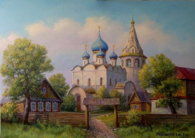 Подробная история Суздаля и кремля