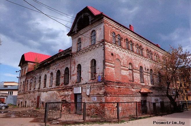 Дом Перминова в Кирове