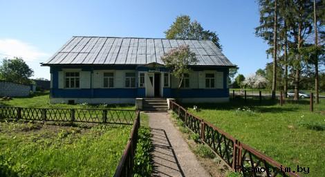 Фитоаптека в деревне Рубежевичи