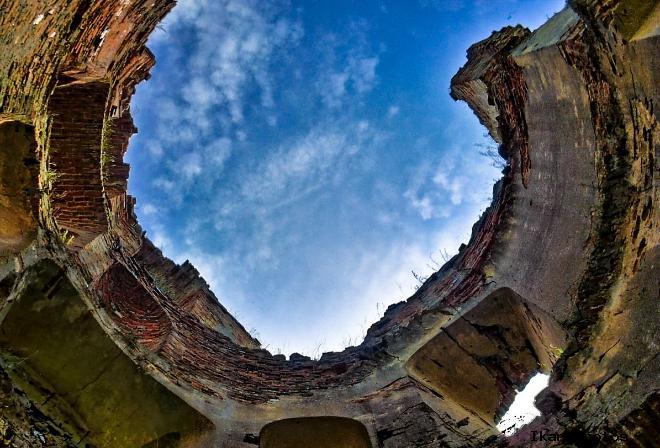 Смолянский замок или Белый Ковель