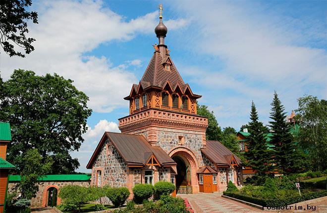 Становление Пюхтицкого женского монастыря