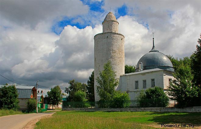 Старая мечеть Касимов