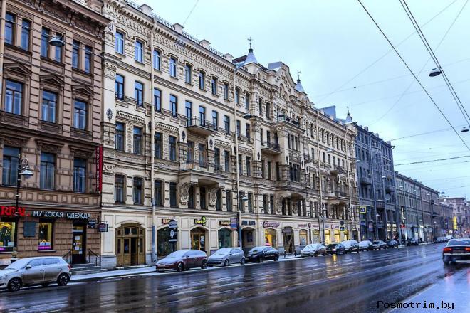 Литейный, дом 60 Санкт-Петербург