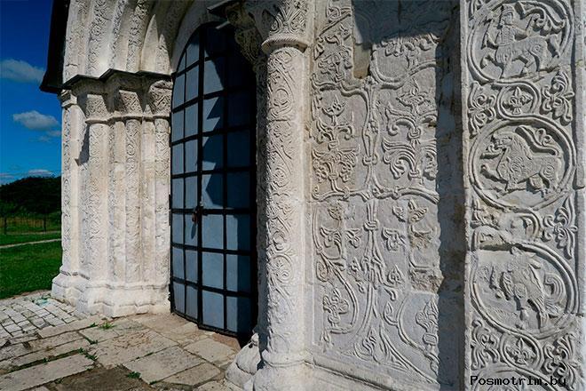 Архитектура Георгиевского собора Юрьев Польского
