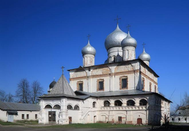 Знаменский собор Новгород