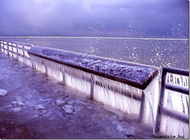 5. Озеро Мичиган США
