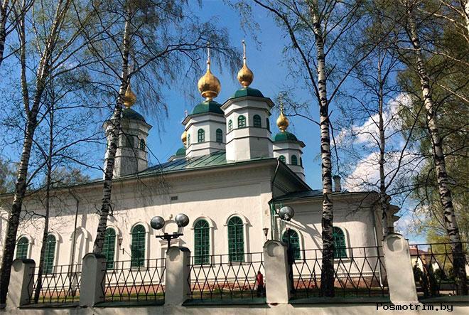 Воскресенский собор Череповец