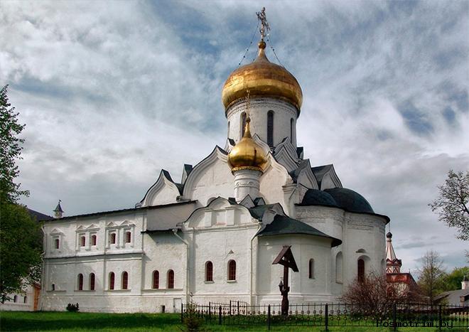 Архитектура Рождественского собора Саввино-Сторожовского монастыря