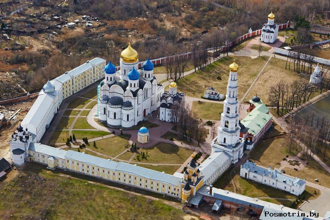 История Николо-Угрешского монастыря