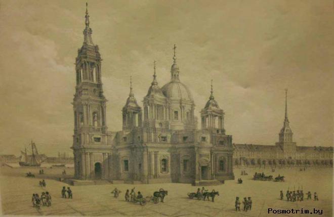 Третий Исаакиевский храм
