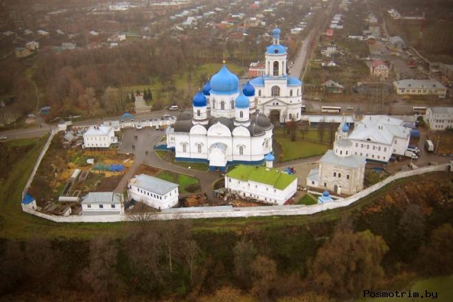 Свято Боголюбский монастырь Владимирская обл