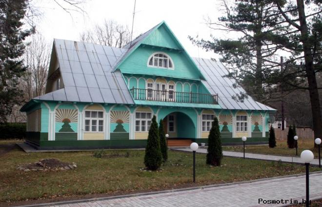 Усадьба графа Тышкевича в Жарковщине