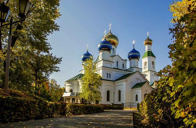 Свято-Никольский собор в Бобруйске (Свято-Николаевский собор)