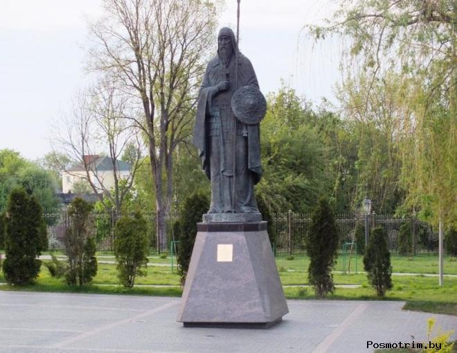 Александр Пересвет - Герой Куликова поля