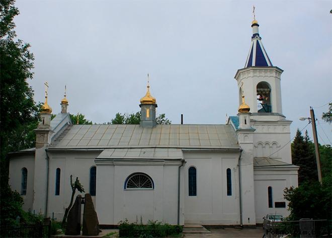 Церковь великомученика Димитрия Солунского Новочеркасск