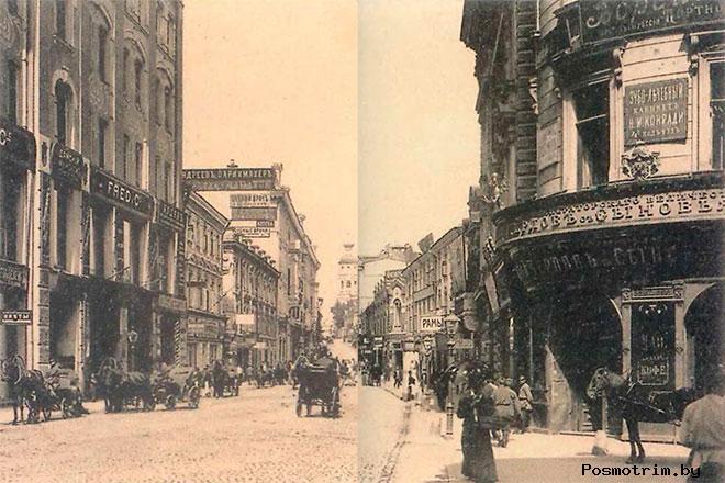 Петровка улица Москва
