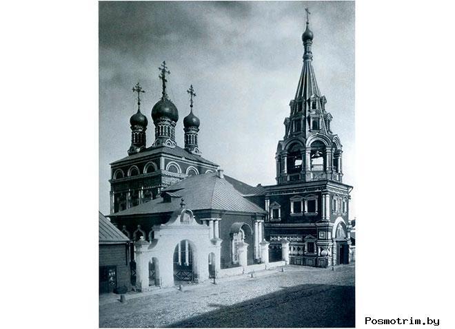 Храм на Большой Полянке история
