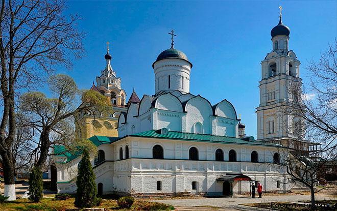 Благовещенский монастырь Киржач