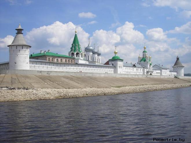 История города Лысково Новгородской области