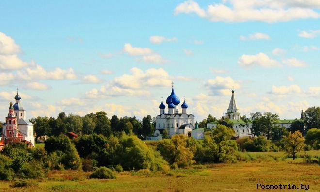 Суздальский кремль фото описание кремля в Суздали